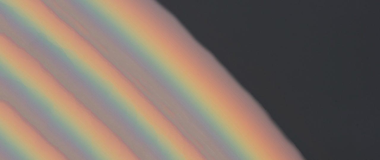 Rainbow of the Sphere by Jon Shore © 2016 Jon Shore
