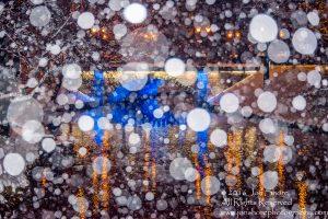 snow riga latvia