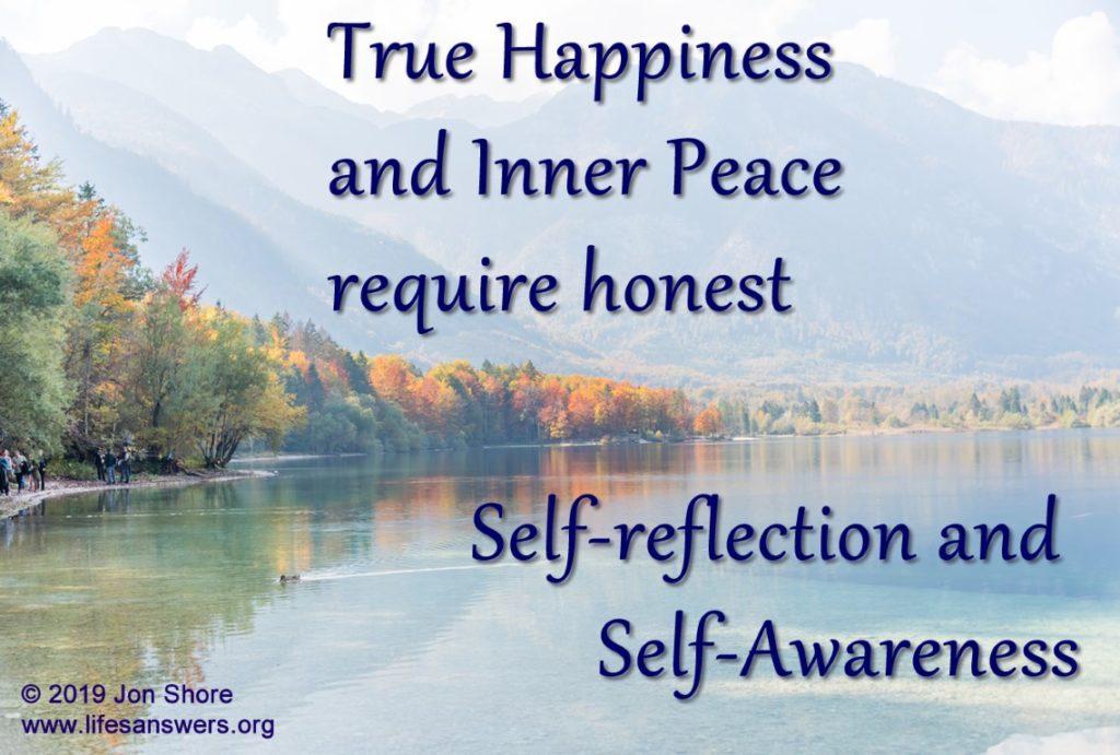Self-awareness